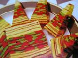 Kek Lapis Batik Sutera